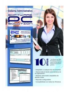 afiche 10 años sistema ad
